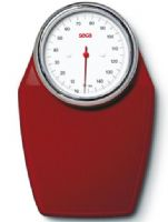 Seca 760 Colorata Mechanical Bathroom Scale - Red
